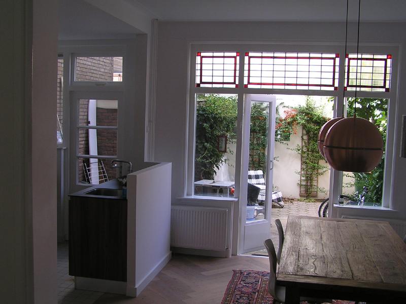 Renovatie jaren 30 woning bouwservice breda - Renovatie huis exterieur voor na ...
